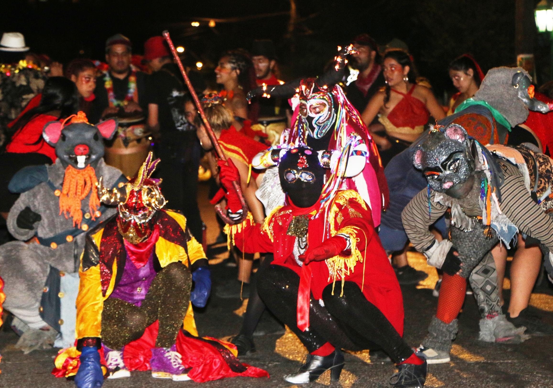 Murga del Verano encantó a la gente  en la provincia del Huasco
