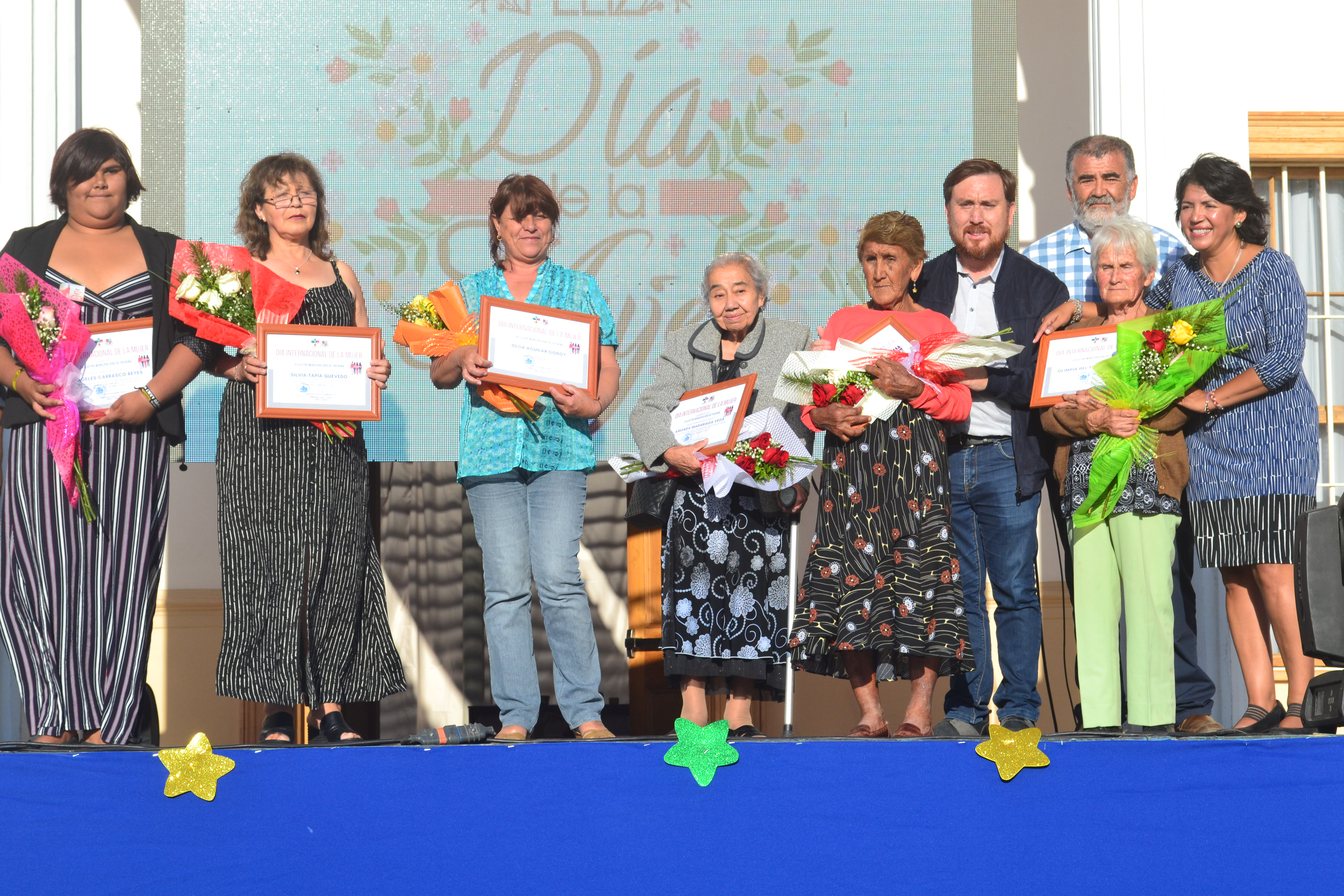 Mujeres de Freirina son destacadas por aportes a la comuna