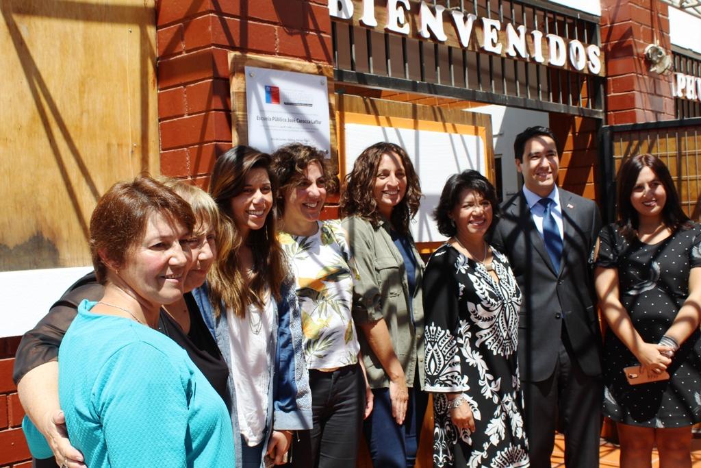 Subsecretaria de Educación Parvularia inaugura año escolar parvulario en el SLEP Huasco