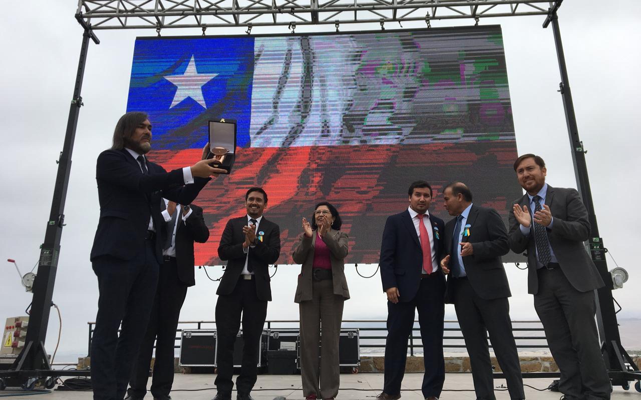 Con un fuerte llamado al Presidente Piñera a evitar la polarización y destacando proyectos en la comuna, Huasco celebró 169 años de vida