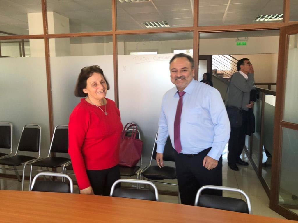 Javier Obanos asume como Director Ejecutivo del SLEP Huasco