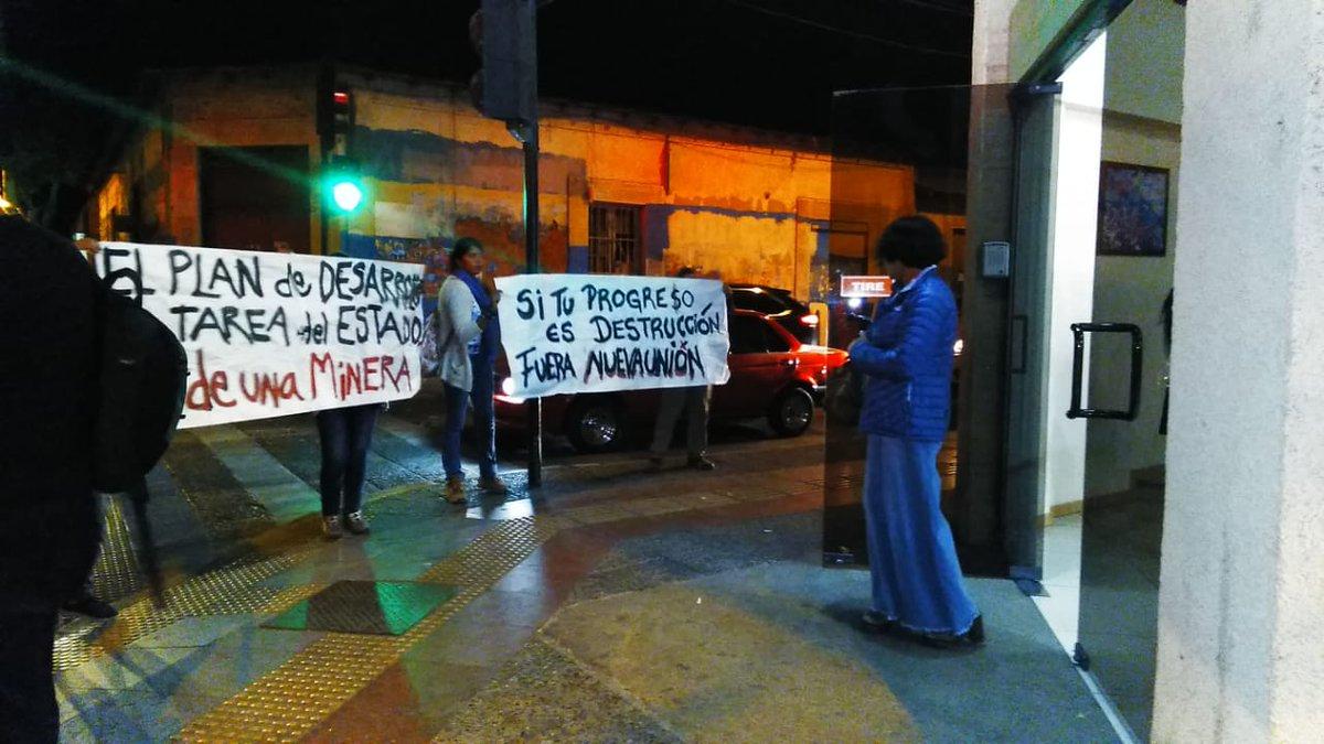 """Ambientalistas declaran que """"Hoja de ruta"""" de NuevaUnión no representa a la provincia"""