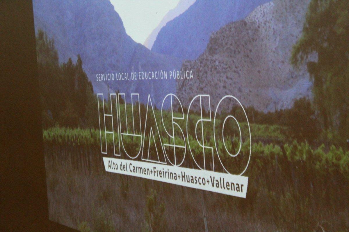 Designan nuevo director del SLEP Huasco