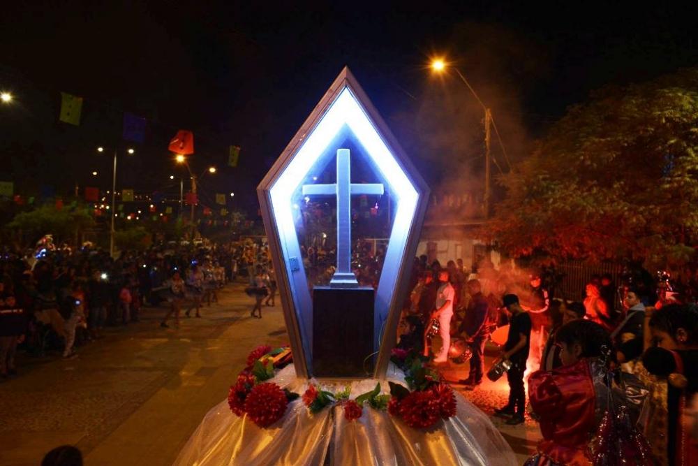 Próxima semana comienza fiesta de la Cruz de Mayo en Vallenar