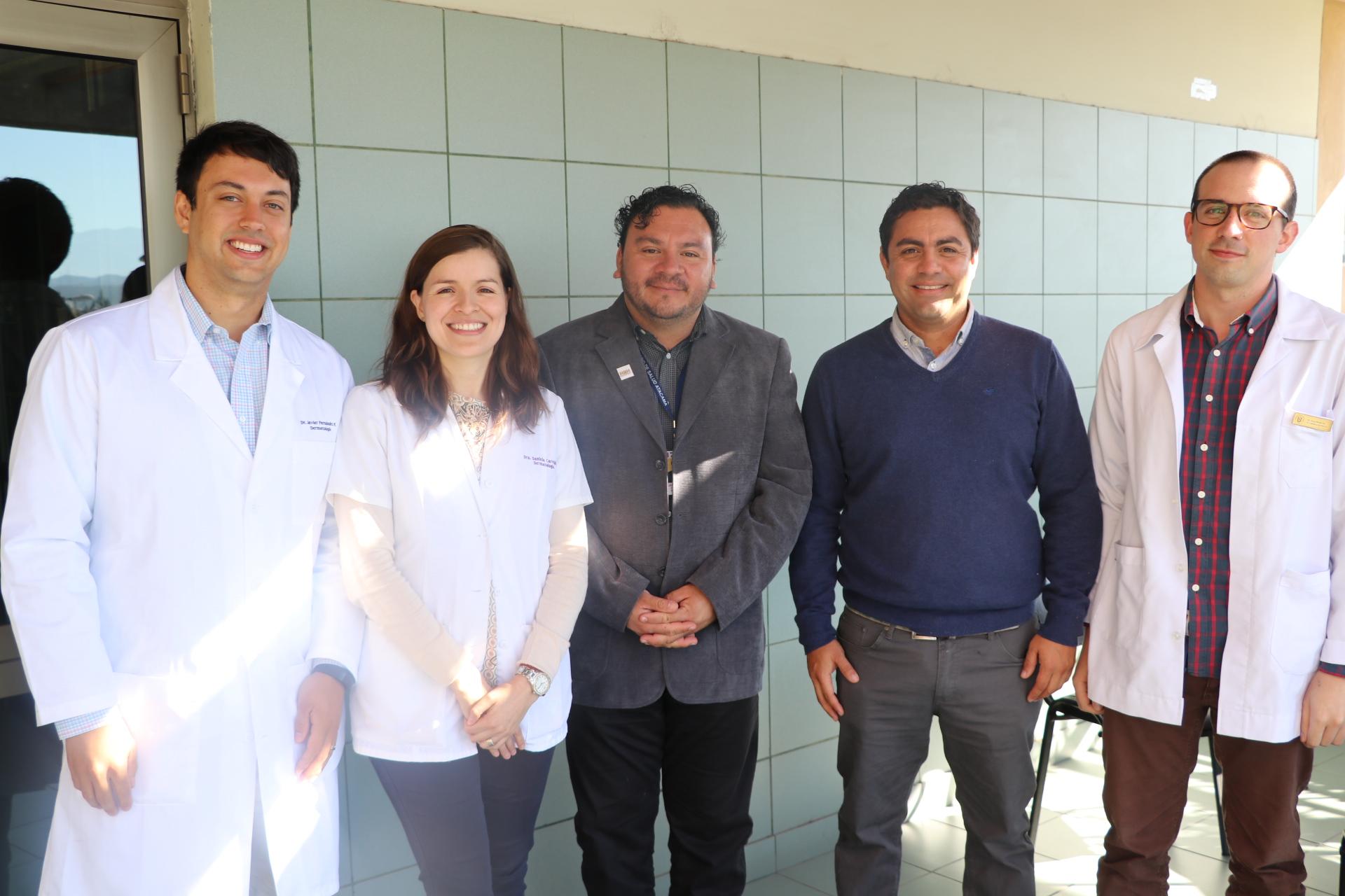 Hospital provincial del Huasco contará por primera vez con dermatólogos