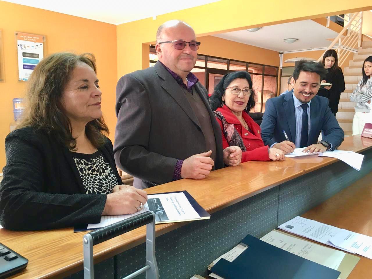 Concejales de Huasco presentan requerimiento de investigación a Contraloría por situación de escuelas de la comuna con SLEP