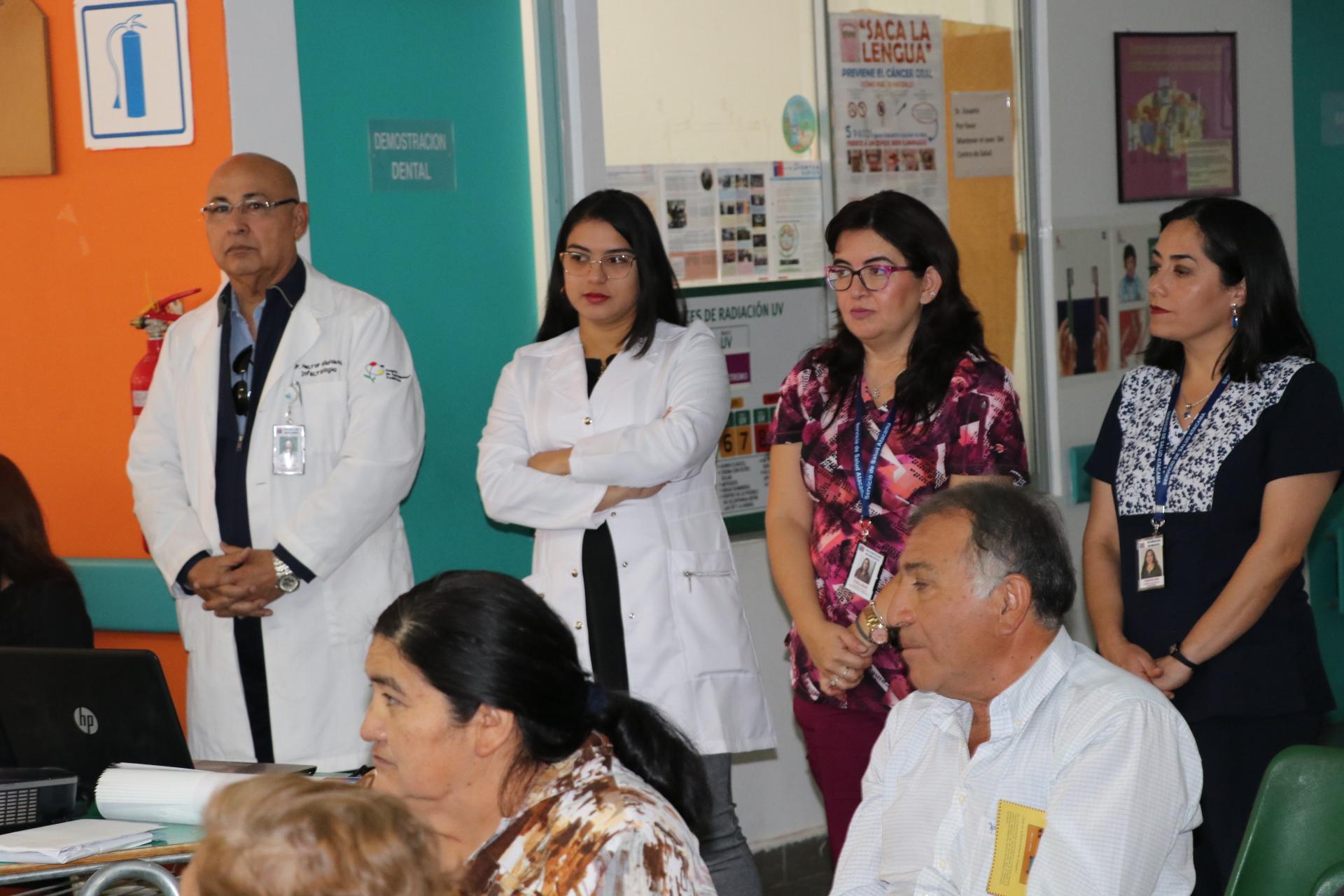 HPH realiza operativo médico de Chagas en Alto del Carmen