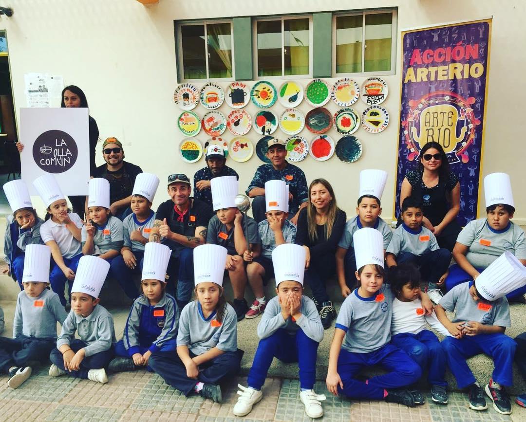 Iniciativa forma parte del proyecto Red Arte Río, que busca acercar el arte y la cultura a toda la provincia de Huasco