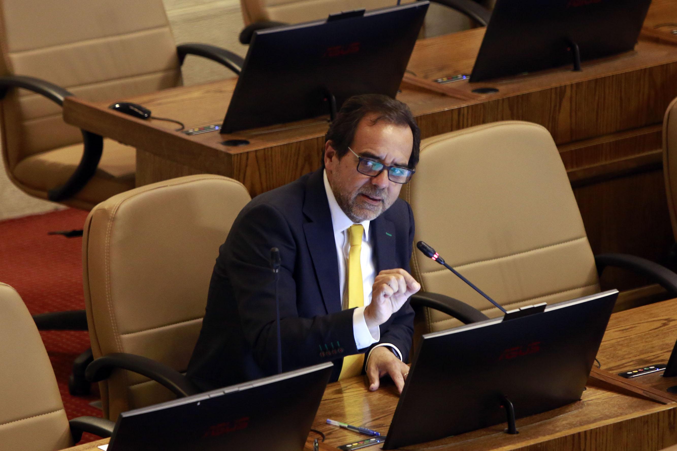 Cámara de Diputados aprobó proyecto de la Federación Regionalista Verde Social para suspender Consulta Indígena