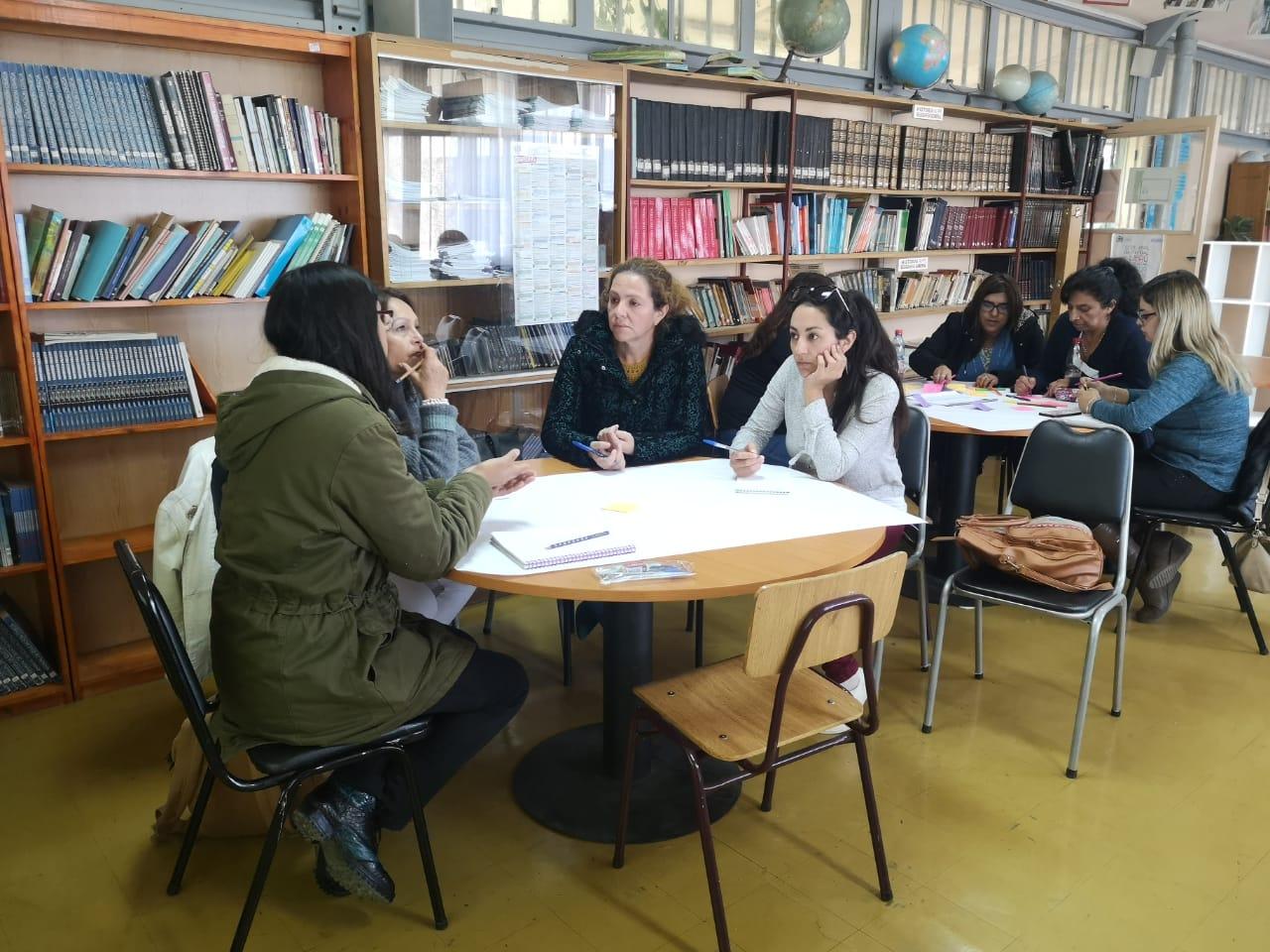 Nueva Red de Lectura comenzó su labor en la Provincia de Huasco