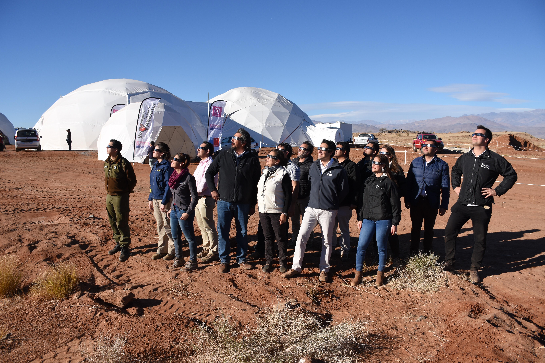 Campamento Base abrirá su puertas a las 09 de la mañana este martes