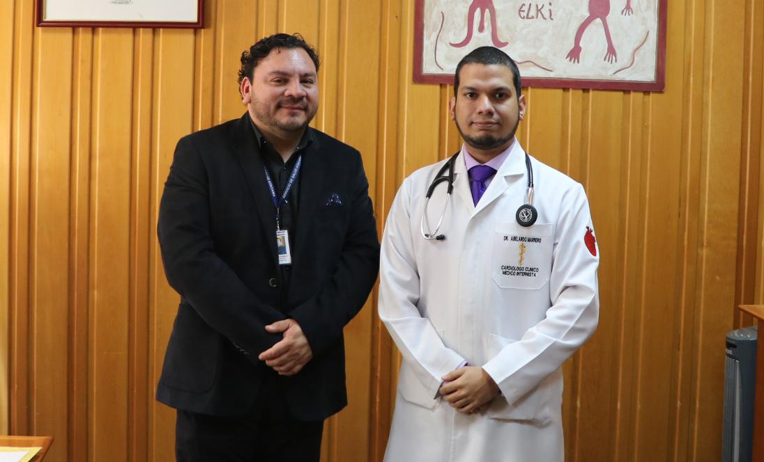 Hospital Provincial del Huasco cuenta con cardiólogo y nuevo anestesista