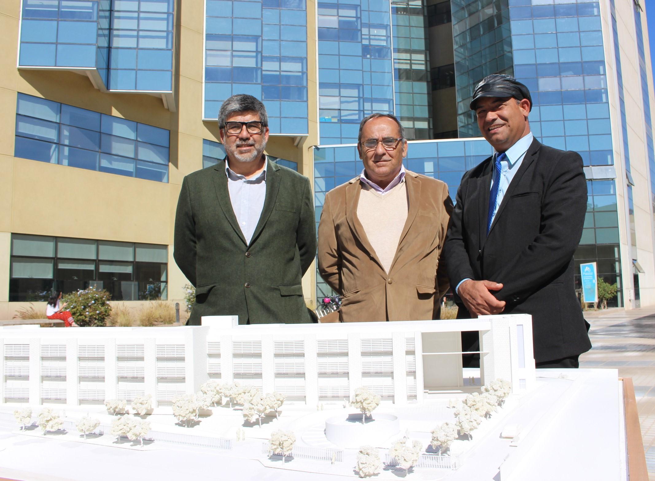 """""""Como CORE estaremos atentos a que las obras del nuevo hospital de Huasco se concreten en los plazos establecidos"""""""