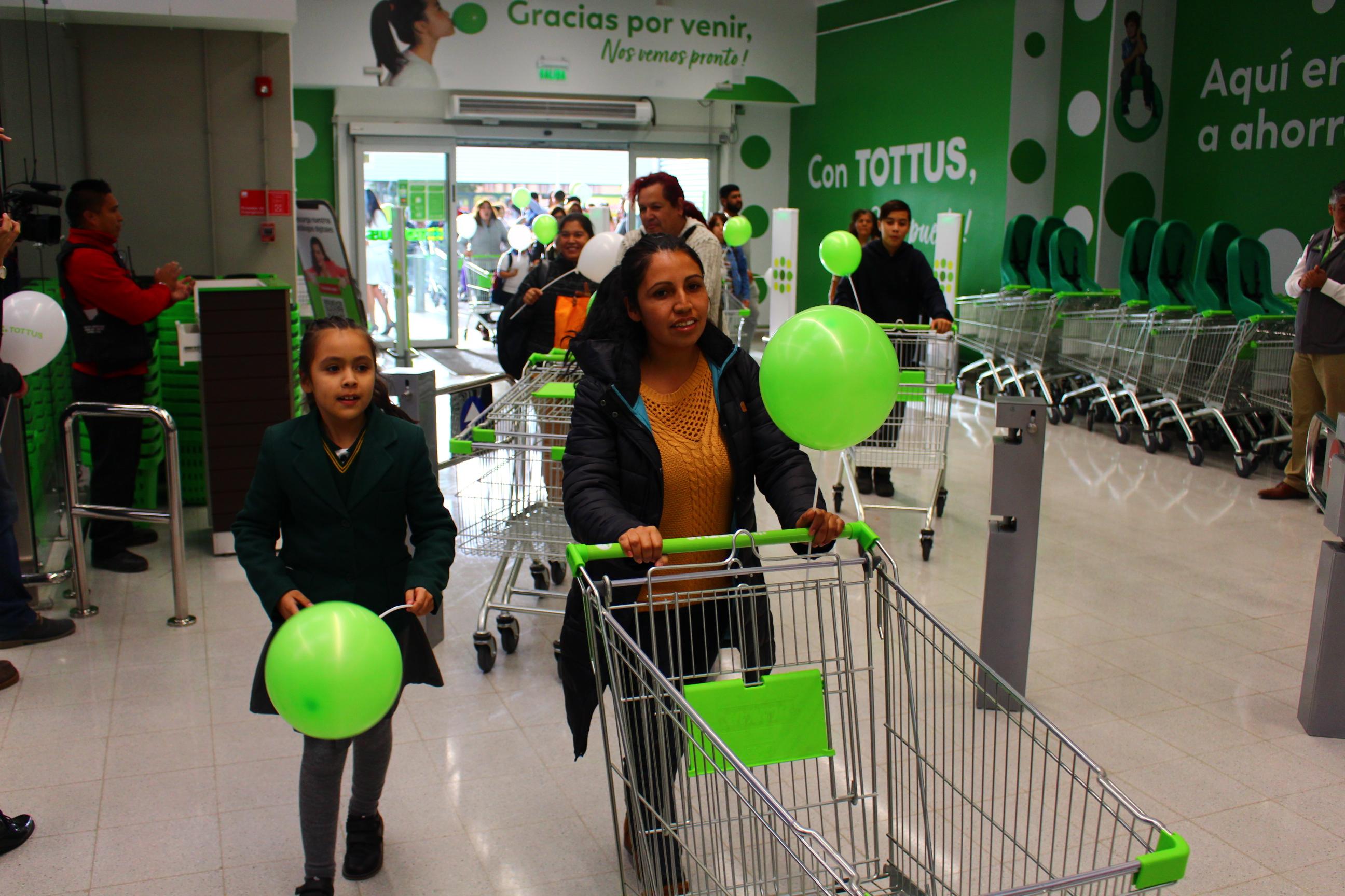 Tottus llega a Vallenar con su destacado mix de productos para todos sus habitantes