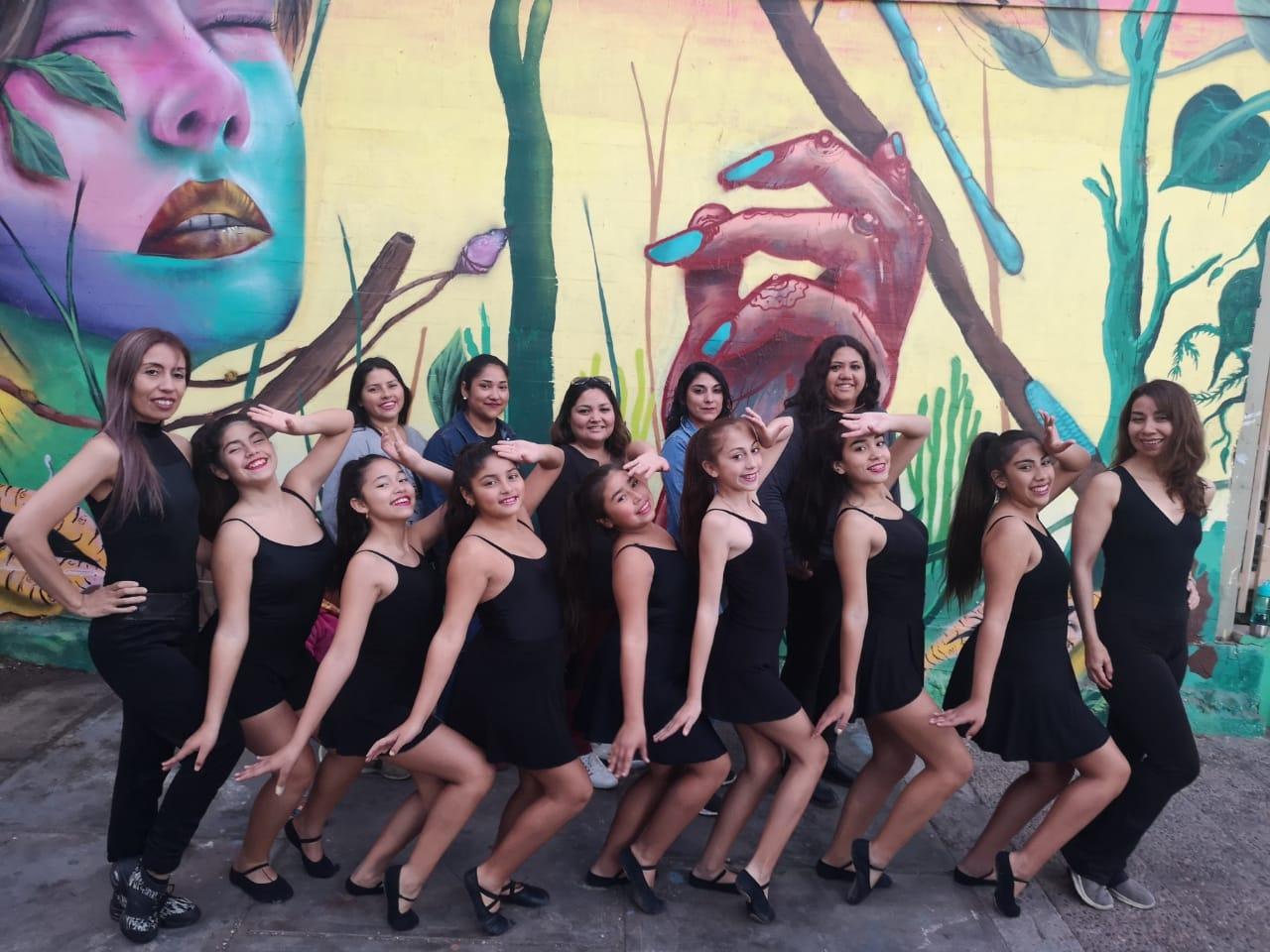 Bailarinas de Vallenar competirán en All Dance World