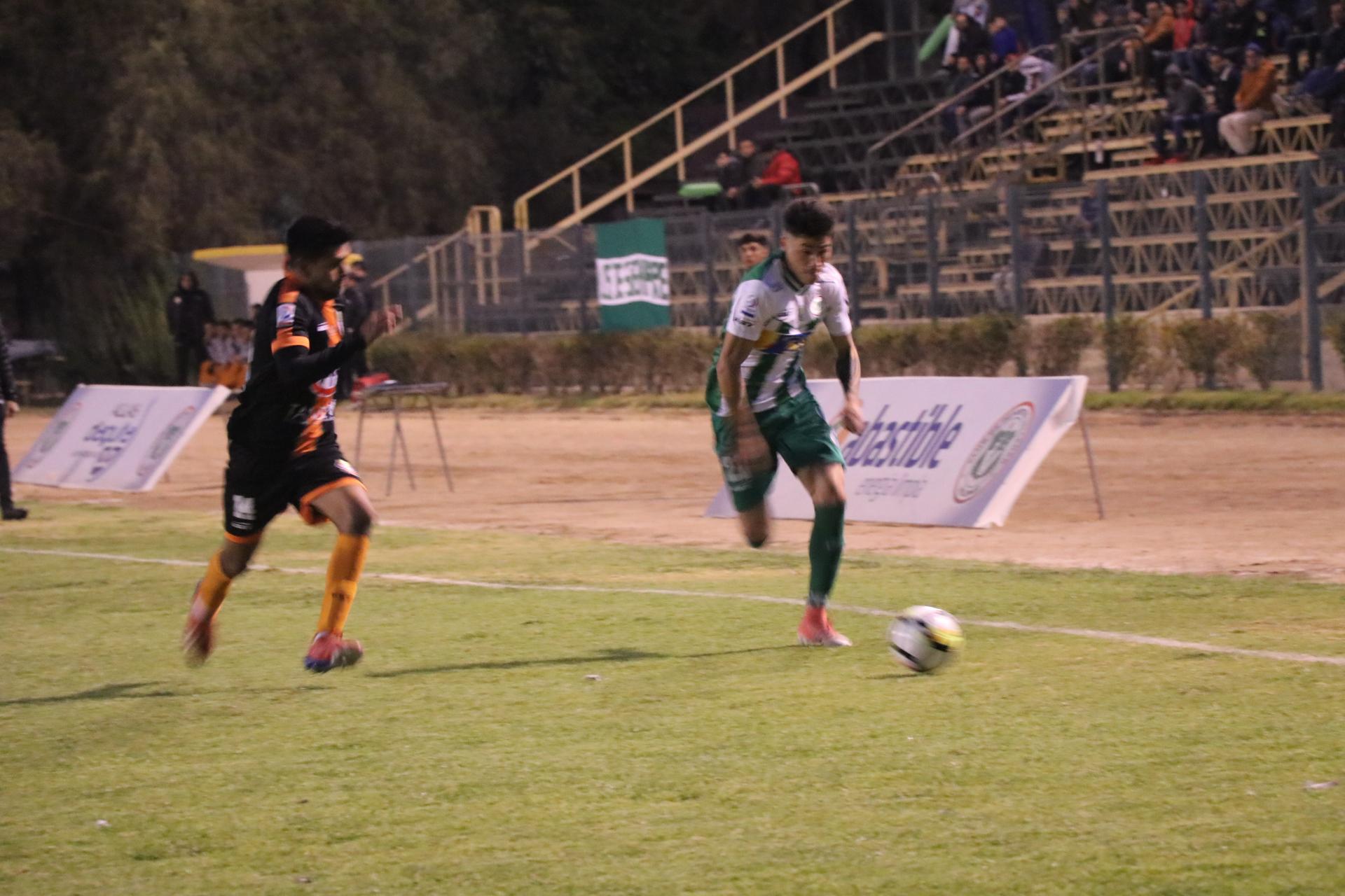 Deportes Vallenar juega su partido de vuelta por Copa Chile frente a Cobresal