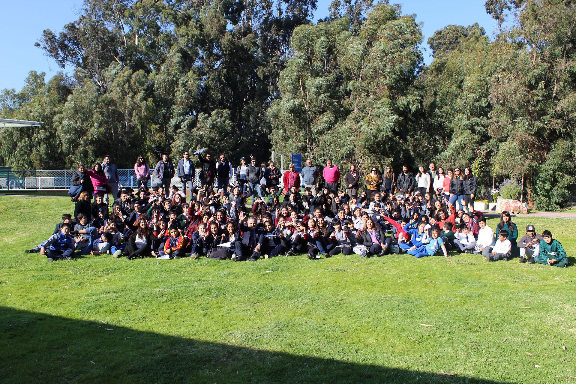 Centros de alumnos pertenecientes al Servicio Local Huasco participan en 2da Jornada Territorial