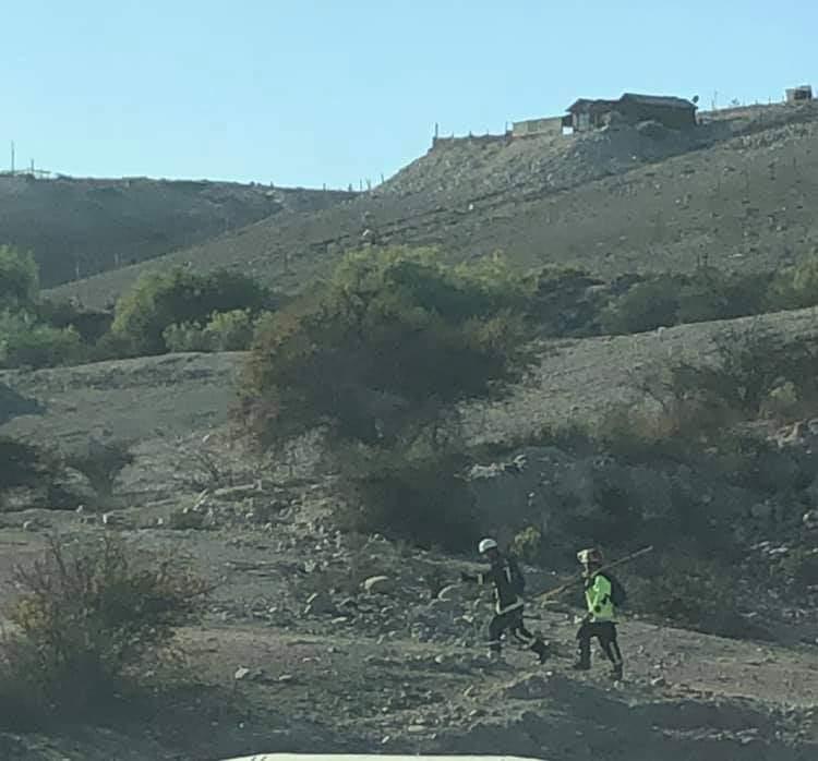 Continúa la búsqueda de Don Segundo en Vallenar