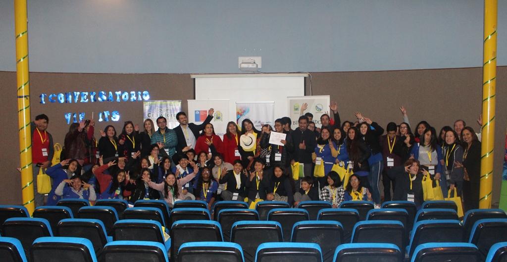 Liceo Politécnico y CESFAM Joan Crawford realizan primer conversatorio sobre VIH e ITS en Vallenar