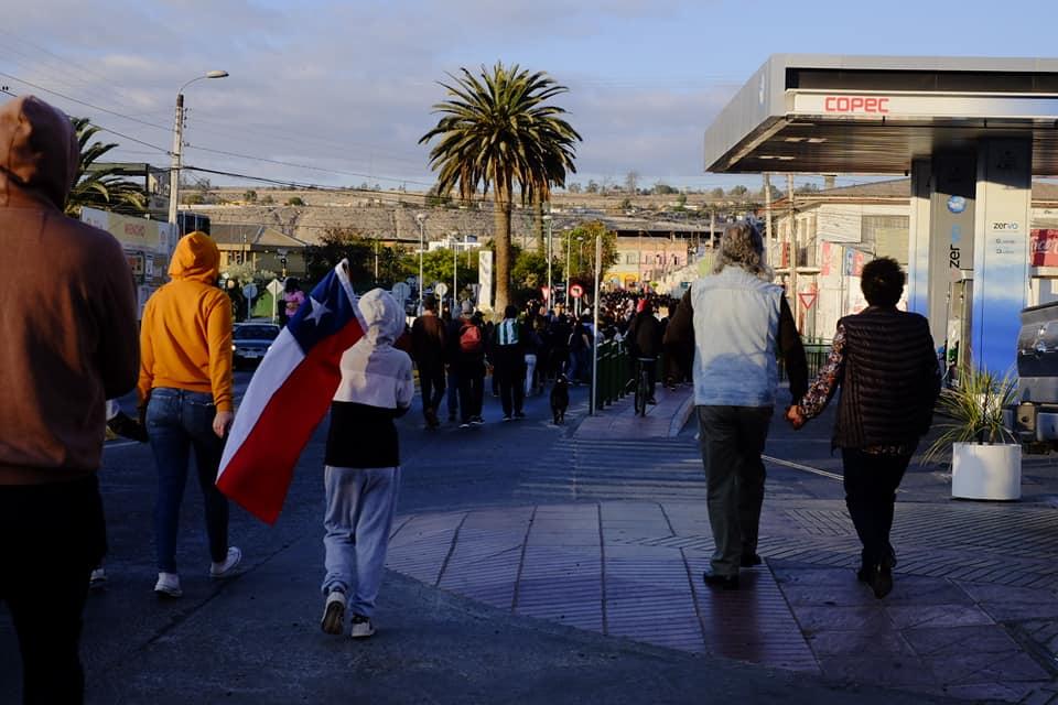 Autoridades decretan Estado de Excepción Constitucional y toque de queda para Copiapó, Caldera y Vallenar
