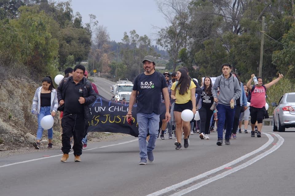 Los acuerdos a los que llegaron manifestantes y empresas en la toma de ruta a puerto Las Losas