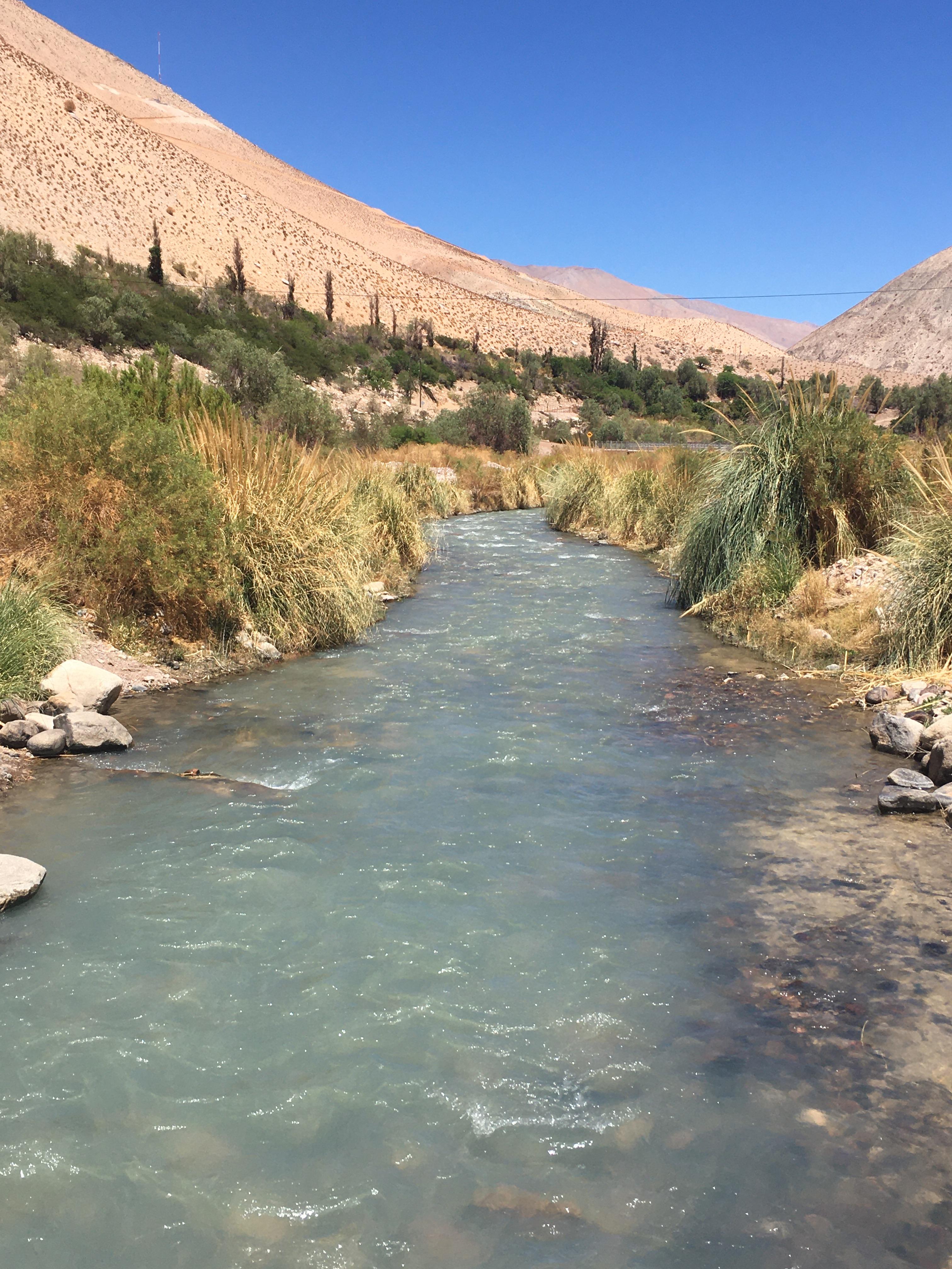 Inician Participación Ciudadana por norma de protección de aguas del río