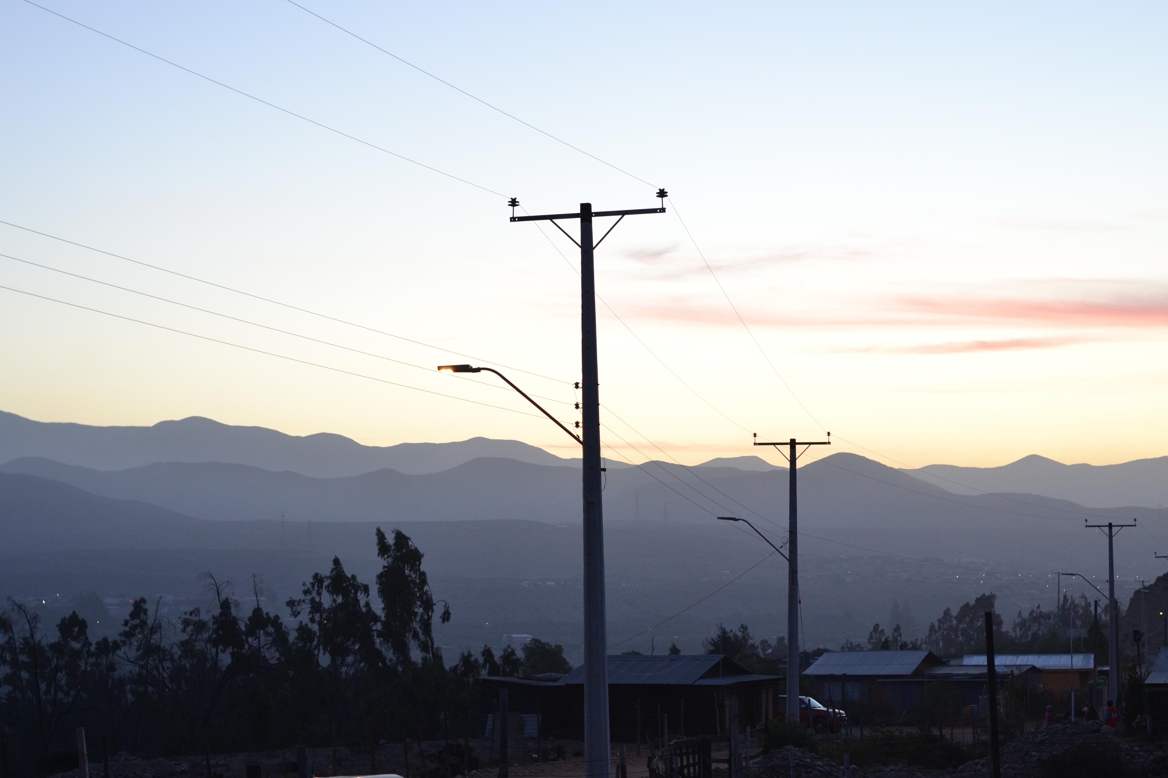 Y se hizo la luz: San Juan de Freirina ya cuenta con energía eléctrica