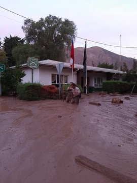 """Provoste tras emergencia climática en Atacama: """"Muchas familias lo perdieron todo. Recuperar rápido las condiciones de conectividad y la actividad productiva es fundamental"""""""