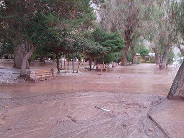 Un fallecido de 76 años y dos personas extraviadas en aluvión de El Tránsito