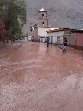Diputado Mulet exige al gobierno decrete zona de catástrofe en comunas afectadas por aluviones
