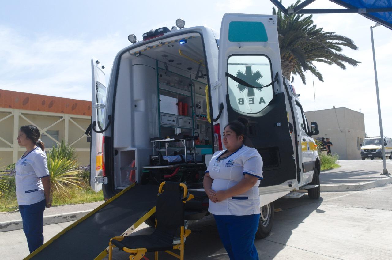 Cesfam de Freirina cuenta con las ambulancias más modernas de Atacama