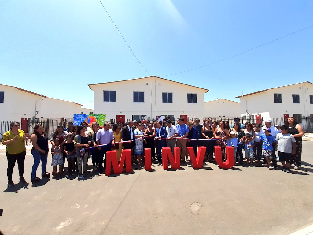 Director del Serviu Atacama destaca entrega de viviendas en Freirina