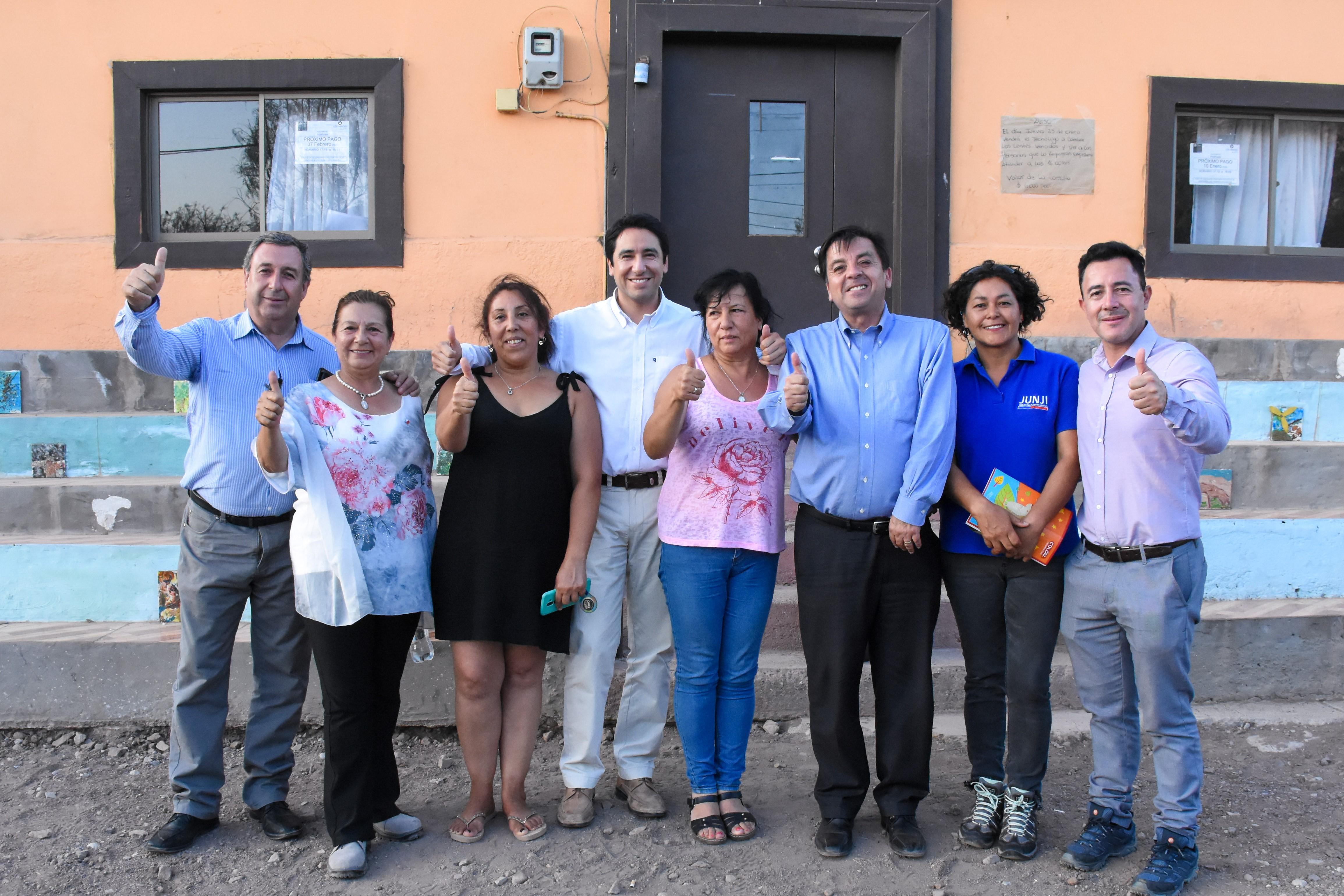 Histórica construcción de APR en Incahuasi lleva 35% de avance