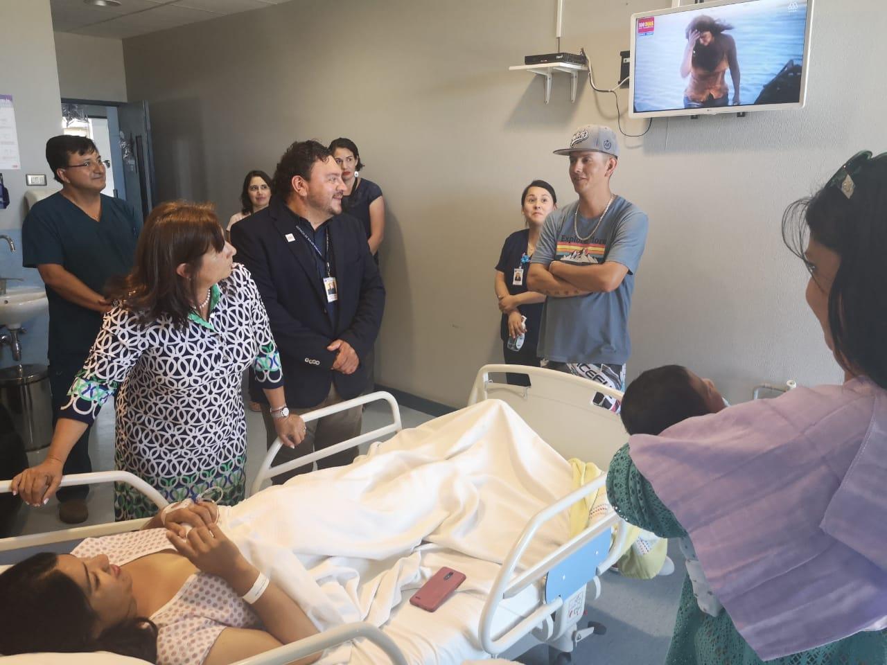 Dos varones fueron los primeros recién nacidos en la Provincia del Huasco