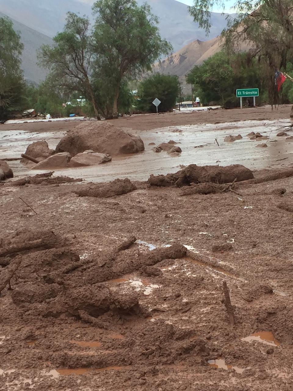Diputado Santana ofició para que se decrete Alerta Roja en Atacama