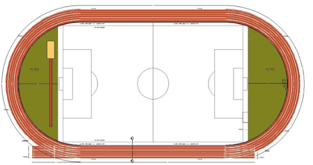 Ni Vallenar tiene: estadio municipal de Freirina contará con pista atlética