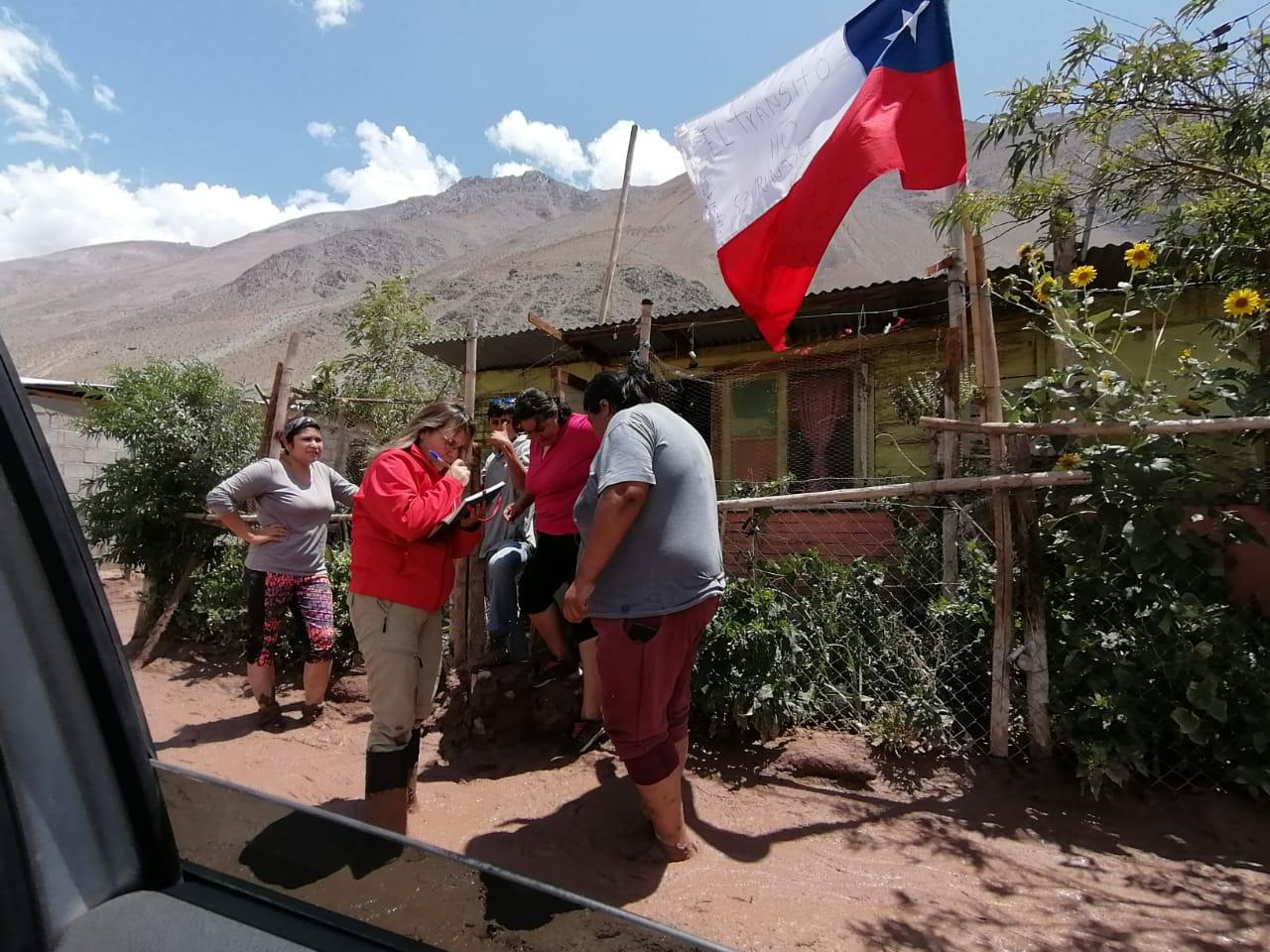 Diputada Sofía Cid lamentó fallecimiento de una persona en Alto del Carmen y a la vez solicitó no olvidar ayuda para animales en la zona