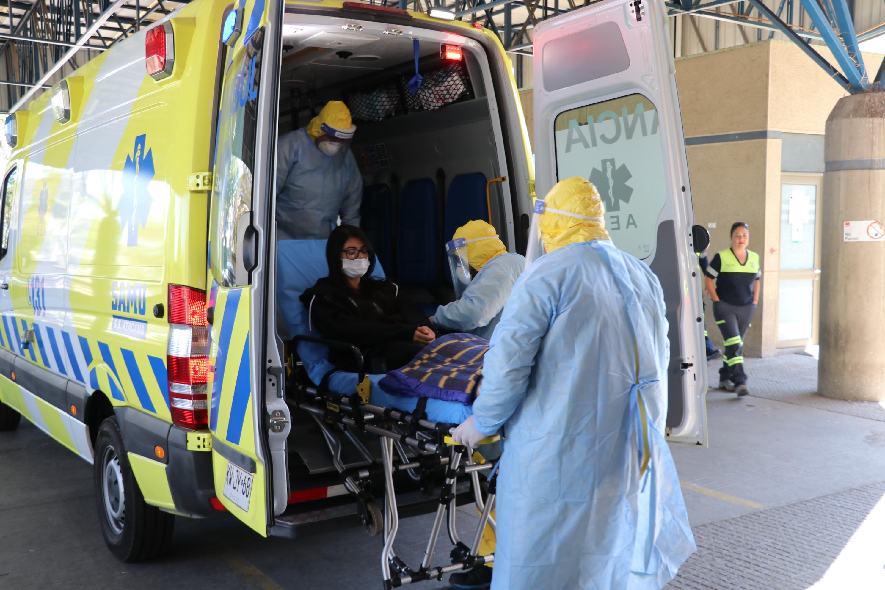 Se declara alerta roja por pandemia de coronavirus