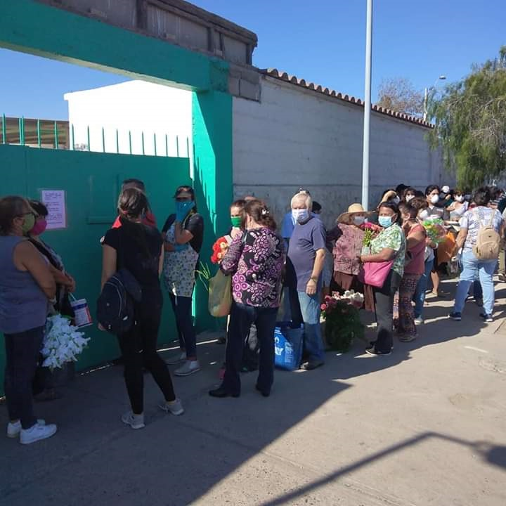 Cementerio Municipal permanecerá   cerrado durante el Día de la Madre