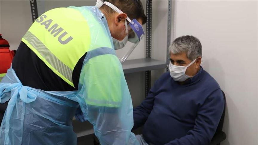 Informe jueves 07 de mayo: Dos nuevos casos en Vallenar