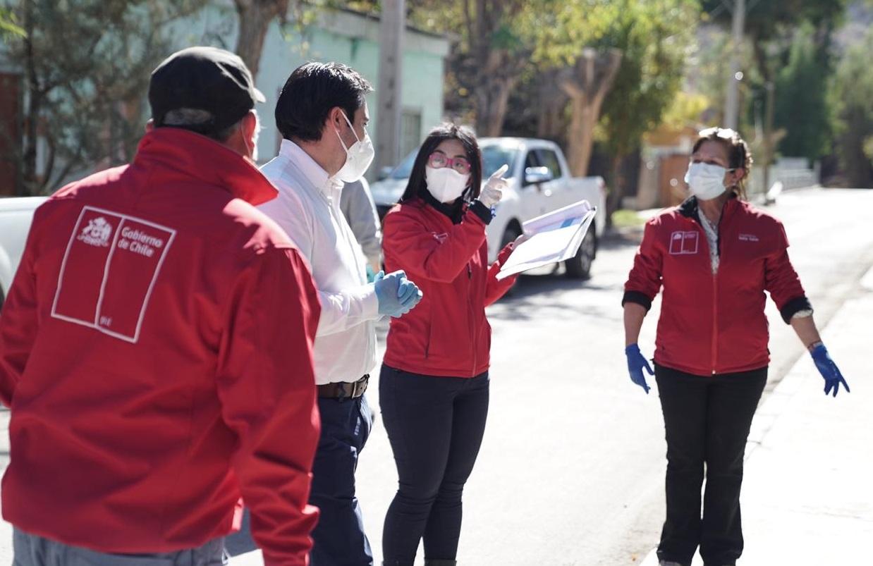"""Intendente de Atacama: """"Todas las personas que no reúnan las condiciones en el interior de sus domicilios tienen la opción de poder de cumplir con ese periodo de confinamiento al interior de una residencia sanitaria."""""""