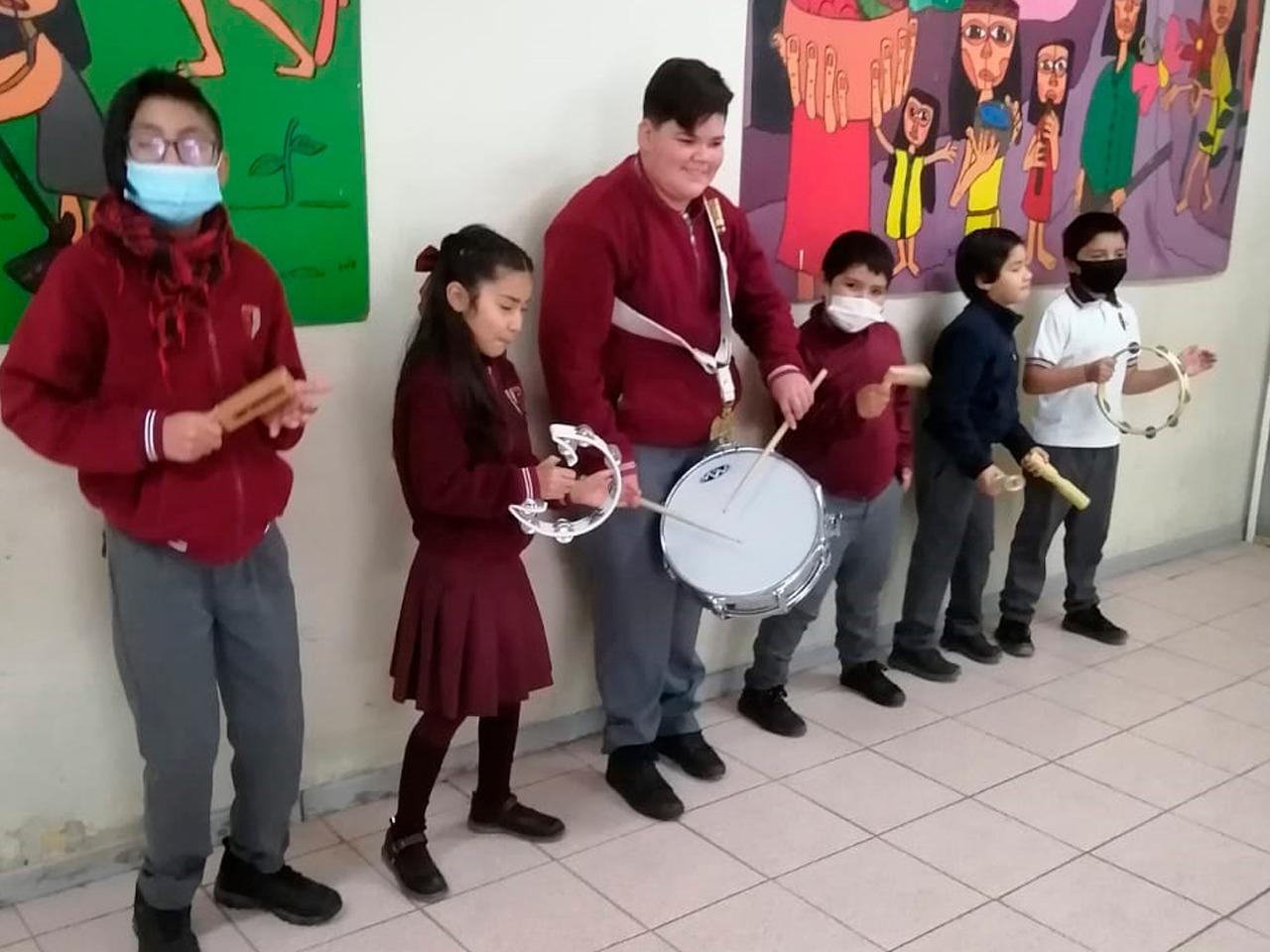 Banda musical de escuela de Alto del Carmen invita a una Pausa Musical en la Educación Pública