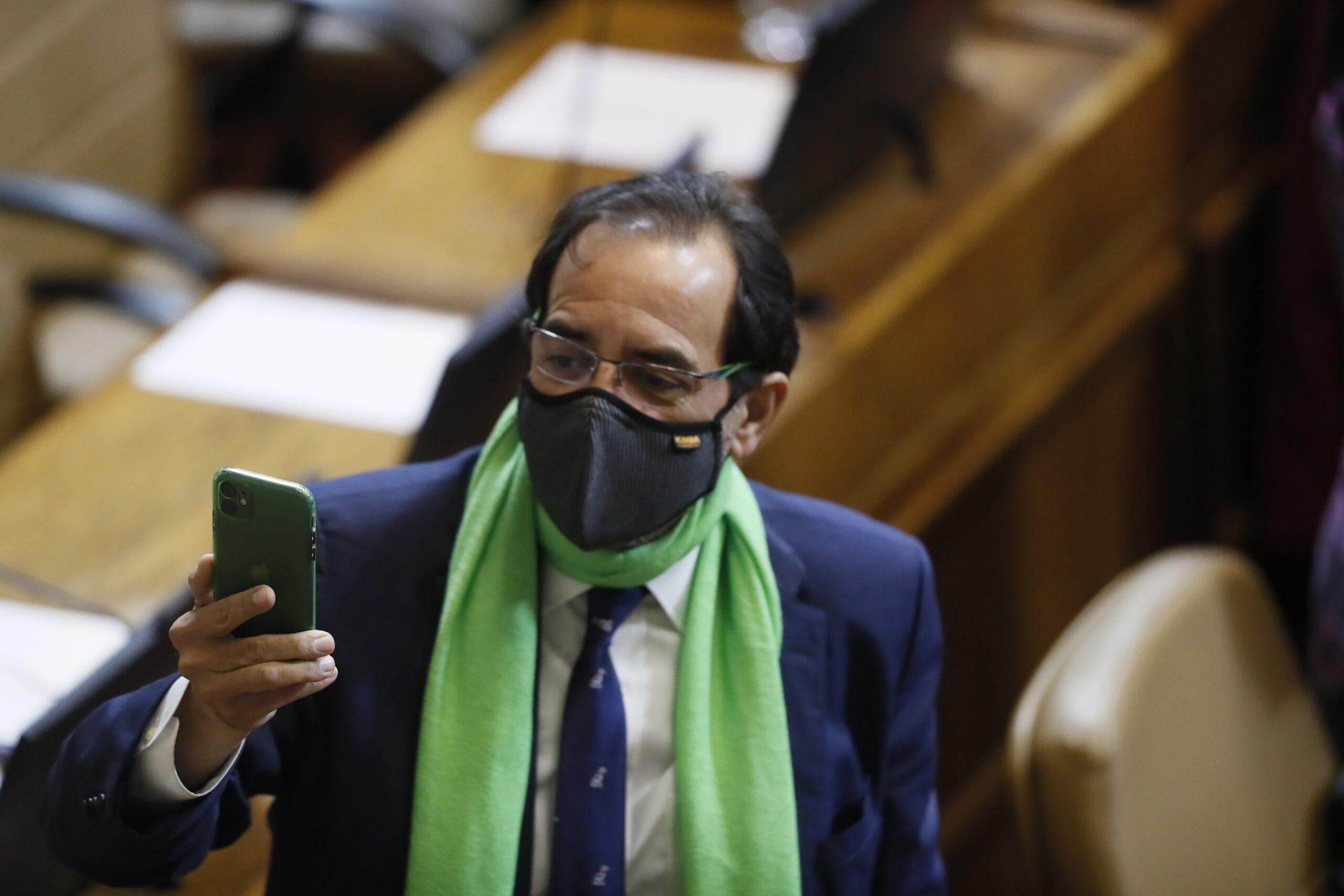 Mulet  advierte a Oposición por posible postergación de elección Gobernadores