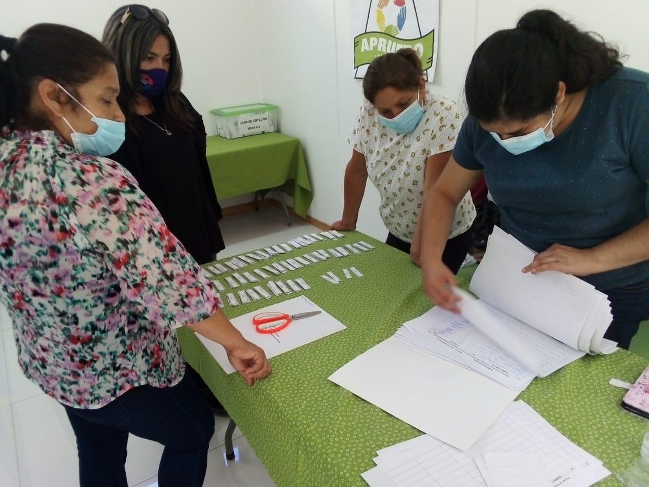 Regionalista eligieron a sus candidatos a concejal en Vallenar
