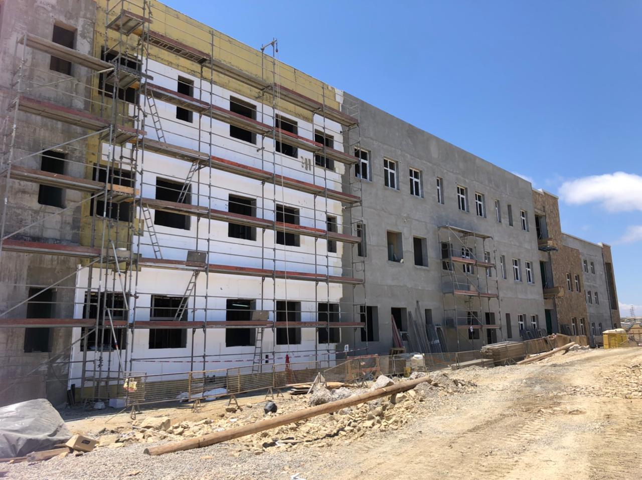 Nuevo Hospital de Huasco presenta 57% de avance físico