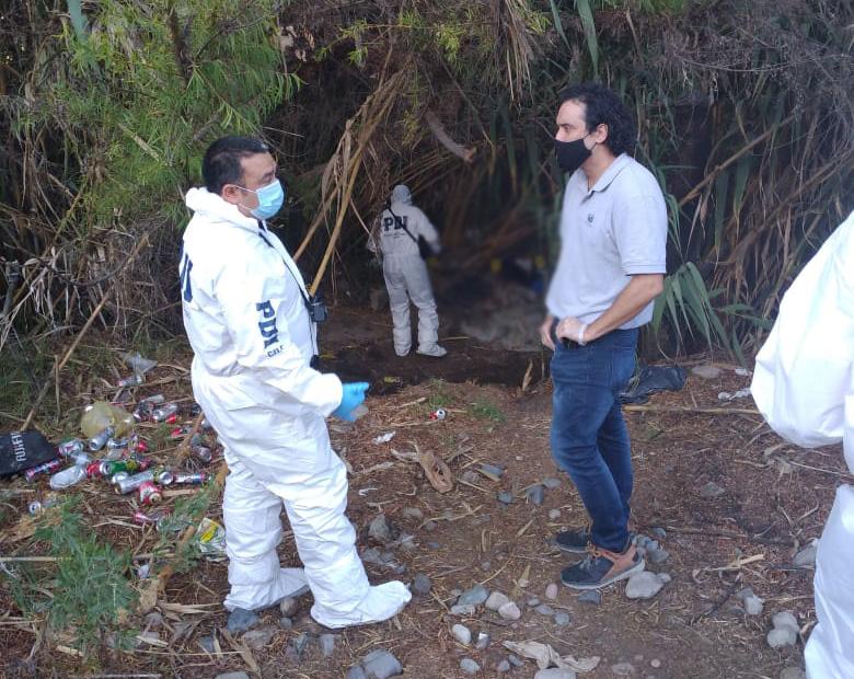 Fiscalía investiga hallazgo de un hombre sin vida en el Paseo Ribereño de Vallenar