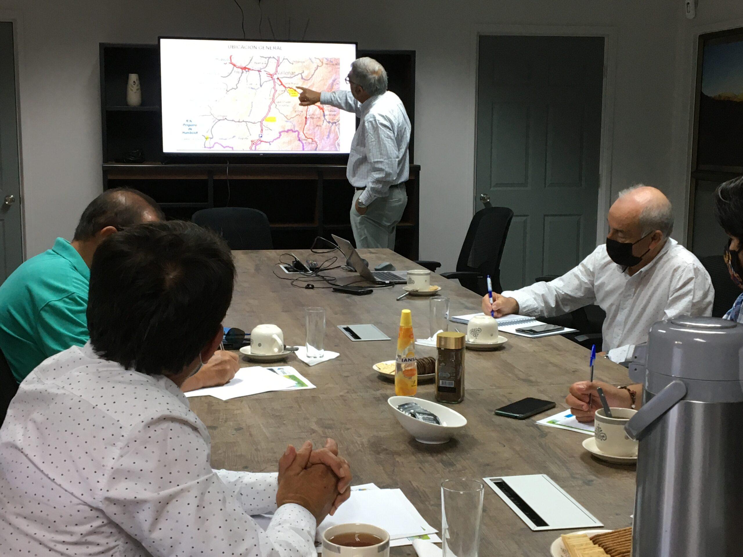 JVRH presentó proyecto de abastecimiento de agua para Domeyko y Carrizalillo