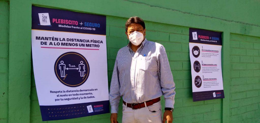 Municipio de Alto del Carmen aclara acusación sobre candidato a alcalde por Vallenar