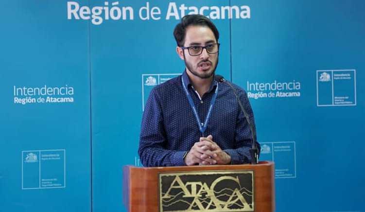 Seremi de Salud de Atacama presentó renuncia a su cargo tras filtración de imágenes