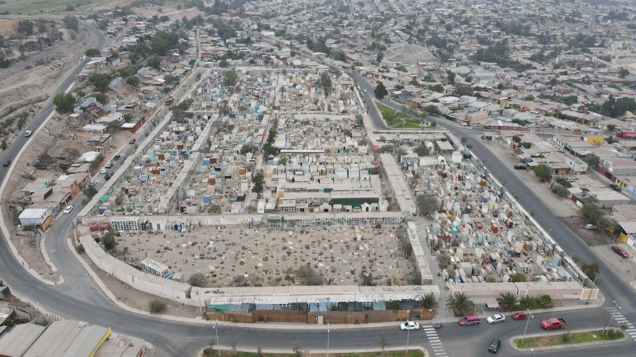 Entregan recomendación técnica para cementerio de Vallenar